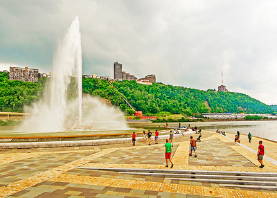 Fountain at the Point- (Item-6675)