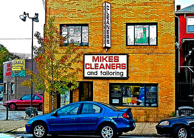 Mike's Cleaners- (Item-0245)