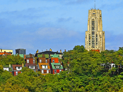 Cathedral of Learning (#1)- (Item-0197)
