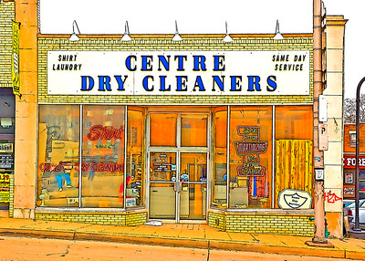 Centre Dry Cleaners- (Item-1378)