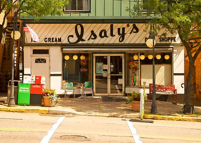 Isaly's-West View- (Item-6835)