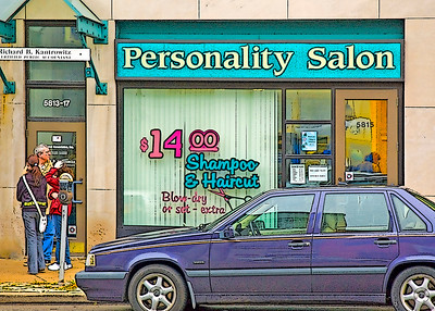 Personality Salon-Forbes Ave- (Item-0656)
