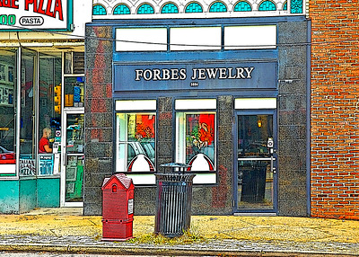 Forbes Jewerly- (Item-0304)