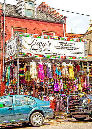 Lucy's Clothing Shop- (Item-6767)