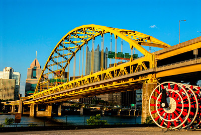 Fort Pitt Bridge