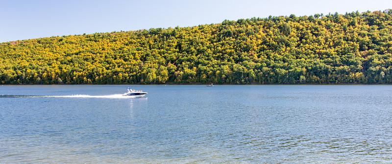 Beltzville Lake - September 2013