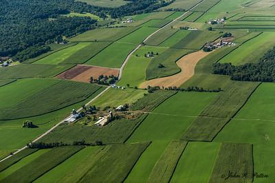 Morrisons Cove farmland