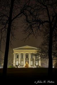 Baker Mansion Christmas