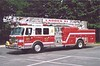 Pottsville - West End Ladder 51: 2004 E-One Cyclone II 1500/400/75'