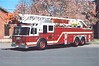 Pine Grove - North End Ladder 5825: 1994 Seagrave 100'<br /> x-Woodbridge, New Jersey