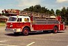 Mahanoy City - Washington H&L Co. (x)Ladder 457: 1973 American LaFrance 100'