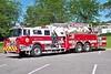 Mifflintown Truck 27: 1975 Mack CF/1998 Pierce 1500/0/75 ft.