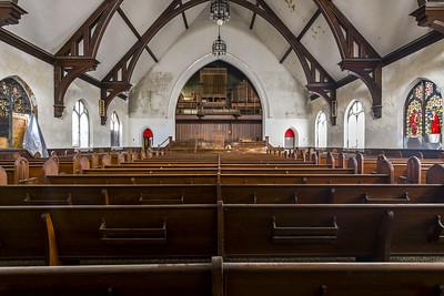 St. Justin Baptist Church