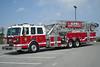 State College Truck 516: 2007 Sutphen 100'