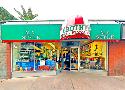 Brother's Pizza- (Item-4054)