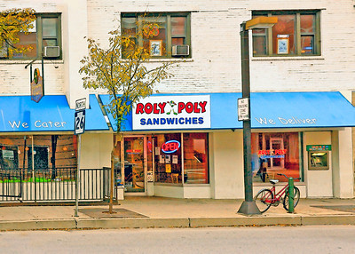 Roly Poly Sandwiches- (Item-4067)