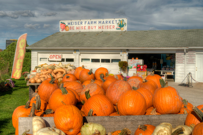Weiser Farm Market in York Springs, PA