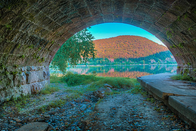 Tunnel by Susquehanna River