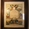 Civil War Army Discharge Certificate