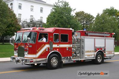 Barlow Engine 22-2: 2001 KME 1750/1000