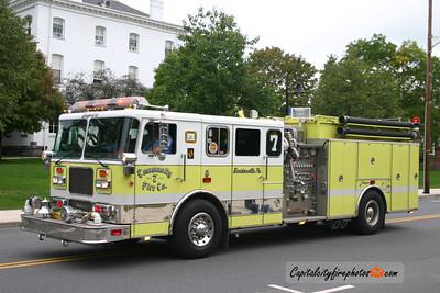 Bendersville Engine 7-2: 1992 Seagrave 1750/1250