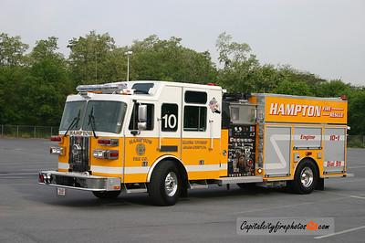 Hampton Engine 10-1: 2006 Sutphen 1500/1000