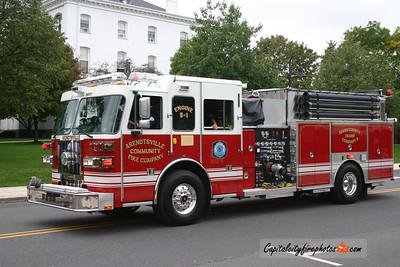Arendtsville Engine 5-1: 2008 Sutphen 1500/1250
