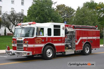 Cashtown Engine 4-1: 2001 Pierce Dash 2000/1000