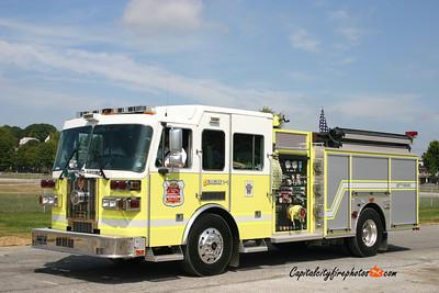 Gettysburg Engine 1-1: 2006 Sutphen 1500/750