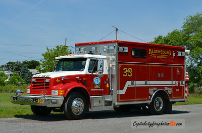 Bloomsburg Air 33: 1992/2010 International/American Fire & Rescue (X-Barlow, PA)