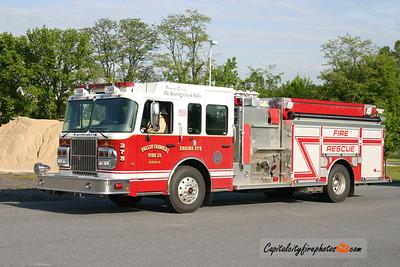 Numidia Engine 273: 2007 Spartan/Central States 2000/1000/30/30