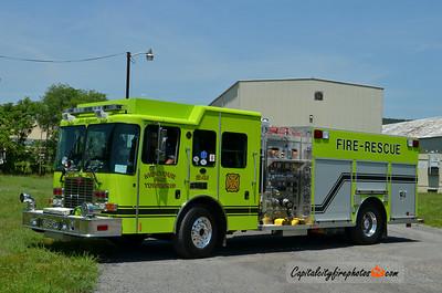 Montour Township Engine 241: 2010 HME/Rosenbauer 1500/750/30