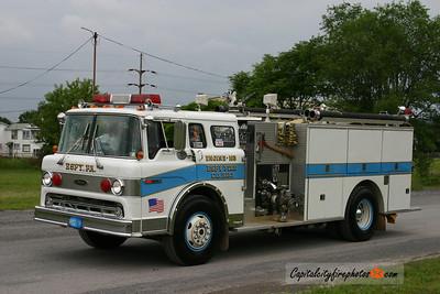 Espy Engine 183: 1983 Ford/Pierce 1000/500