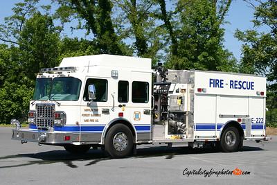 Mifflin Township Engine 222: 2010 Spartan/Smeal 2000/1000