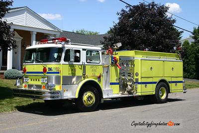 Aristes Engine 352: 1982 Hahn 1250/750 (X-Berkshire Heights, PA)