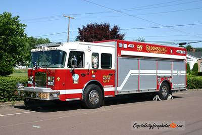 Bloomsburg Rescue 37: 2006 Spartan Advantage/Rescue 1