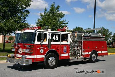 Carlisle X-Engine 45: 1987 Sutphen 1750/1000