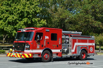 Carlisle Barracks Squad 38: 2016 Rosenbauer Commander 1500/750/50A