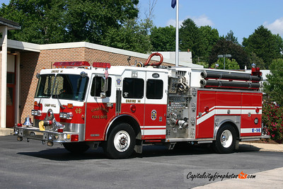 Camp Hill X-Engine 14: 1992 Duplex/LDI 1250/700  (** replaced in 2016, unknown disposition **)