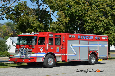 Carlisle Fire Rescue Rescue 45: 2017 Pierce Enforcer