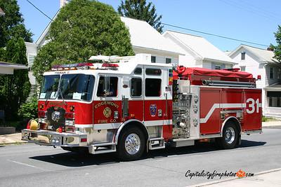 Edgemont Engine 31: 2002 KME 1500/500