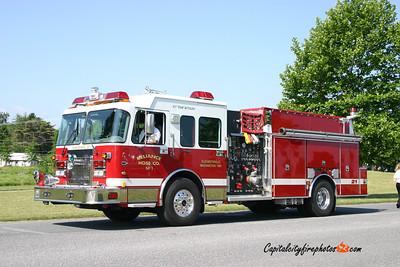 Elizabethville Engine 21: 2001 Spartan/New Lexington 1750/1000
