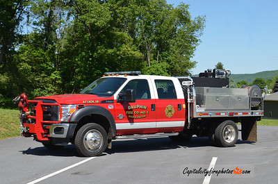 Dauphin-Middle Paxton Attack 38: 2012 Ford F-550/Fouts Bros ?/400?