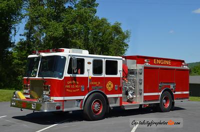 Dauphin-Middle Paxton Engine 38: 2007 KME Predator 1500/1000