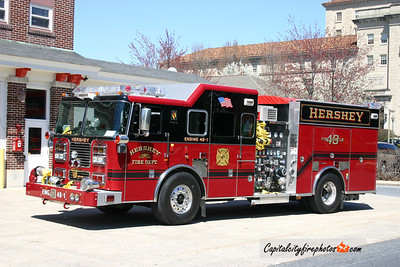 Hershey Engine 48-1: 2006 Seagrave 2000/750