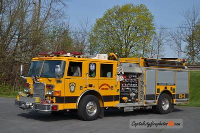 Chambersburg Engine 1-4: 2005 Pierce Enforcer 1500/500/50
