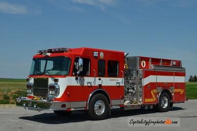 Marion Engine 8-1: 2009 Spartan Gladiator/4 Guys 1250/1000