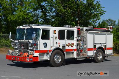 Blue Ridge Engine 4-2: 2011 Seagrave Marauder II 1500/750/30