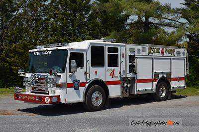 "Blue Ridge Summit Rescue Engine 4: 2011 Pierce Dash CF ""PUC"" 1500/500/20 (X-Demo)"