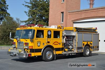 Chambersburg Engine 1-2: 2004 Pierce Enforcer 1500/500/50